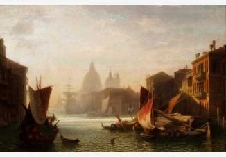 Венеция. Канале Гранде.